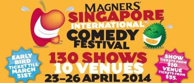 Magners Singapore International Comedy Festival