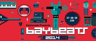 Baybeats Presented By Esplanade