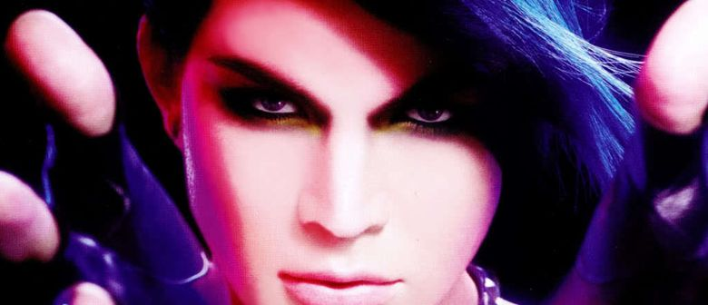 Adam Lambert To Wow Singapore