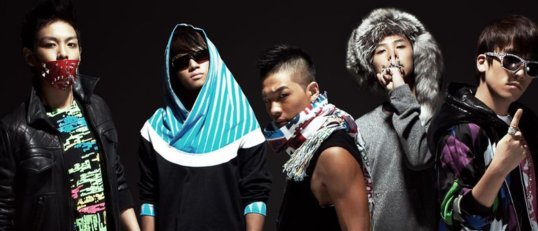 BIGBANG To Perform At Singapore Grand Prix