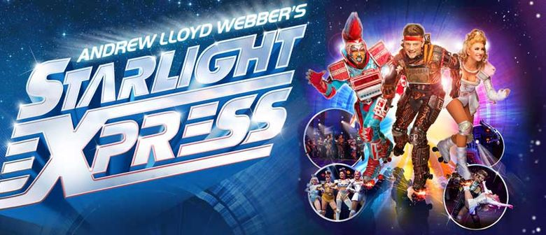 Starlight Express Comes To Singapore's Shores