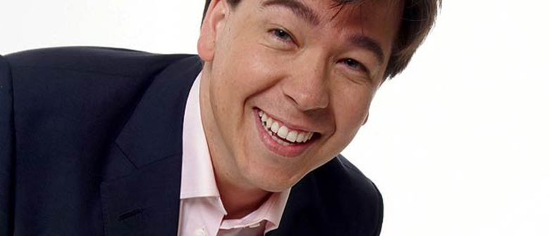 Michael McIntyre First Singapore Gig