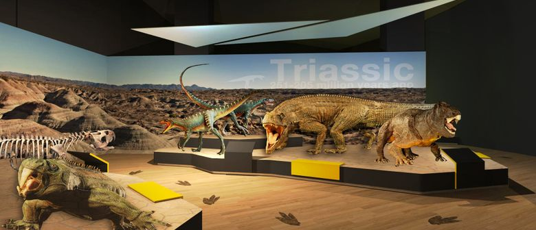 Dinosaurs: Dawn To Extinction Exhibition