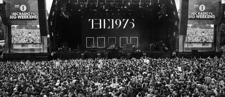 The 1975 To Perform At Hard Rock Hotel Sentosa