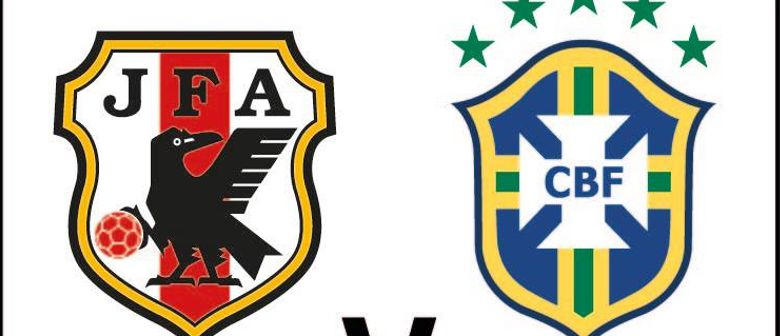 Japan v Brazil Friendly In Singapore Tickets On Sale Tomorrow