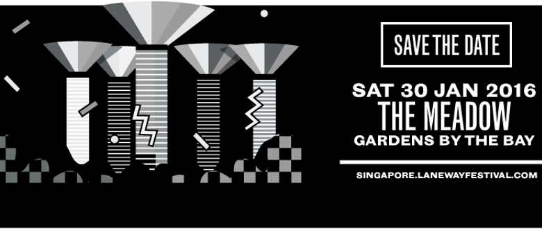Laneway Announces Date For Singapore