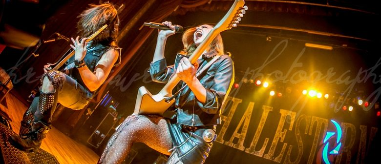 Halestorm To Perform In Singapore For The First Time
