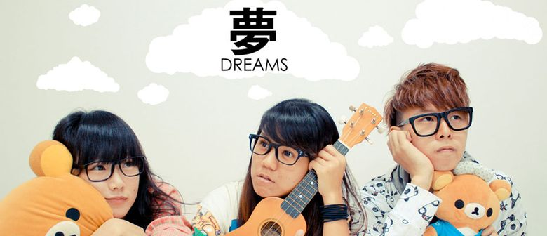 OpenStage Featuring! Millet Music -「Dreams 夢」