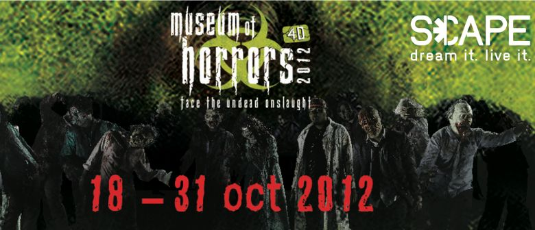 *SCAPE's Museum of Horrors 2012