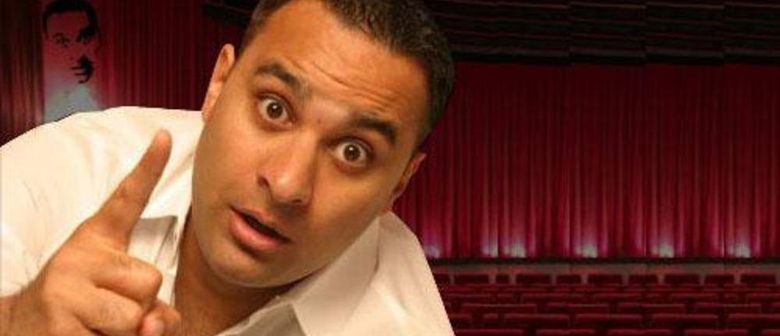 Russell Peters Notorious World Tour