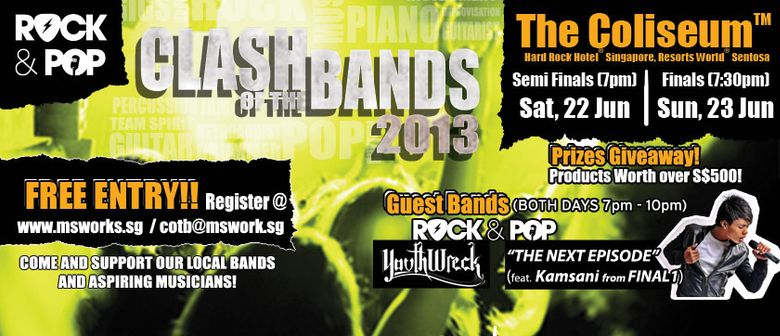 Clash of the Bands - Grand Finals