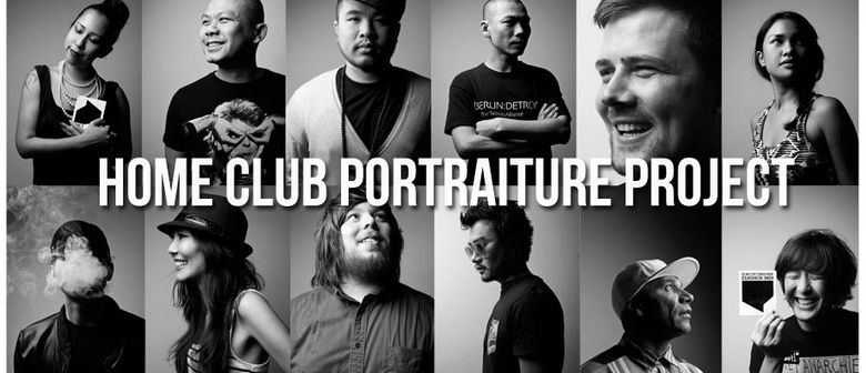 The Home Club Portraiture Project - THE AFTER PARTY