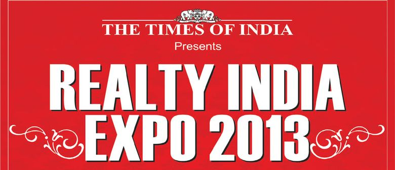 Times Realty India Expo 2013
