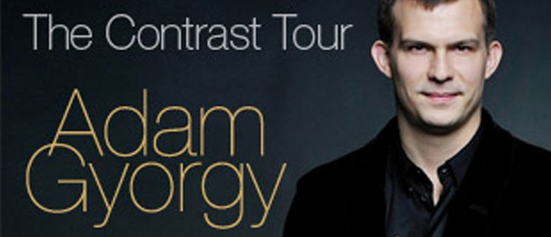 Adam Gyorgy - The Contrast Tour