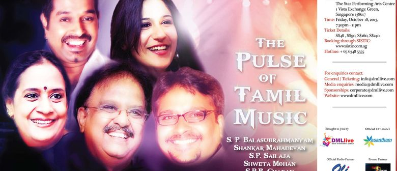 The Pulse of Tamil Music