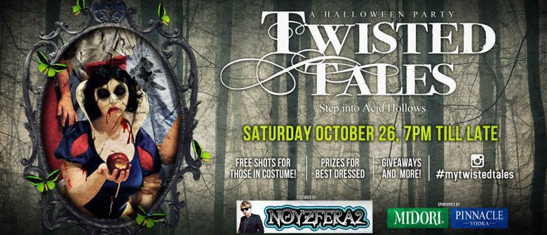 Twisted Tales, a Halloween Party