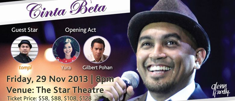 Glenn Fredly Live in Concert ''Cinta Beta''