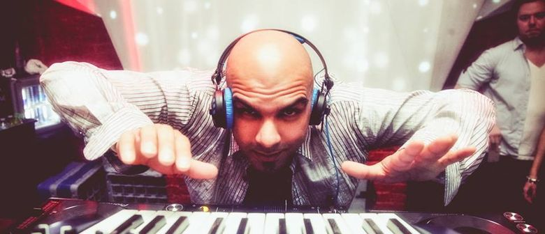 Roger Shah (GER) with Formantive