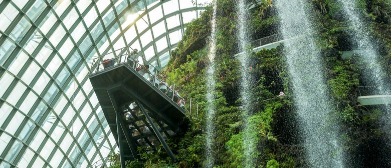 Gaia Trail: It's Easy Bein' Green! at Gardens by the Bay
