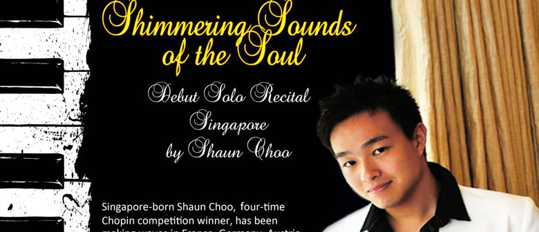 Shimmering Sounds Of The Soul