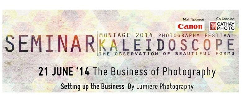 Seminar: Setting up the Business by Lumiere Photography