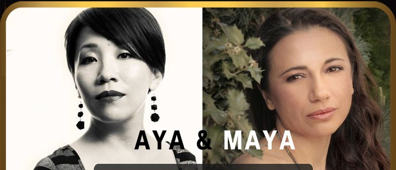 Jazz in July: Aya Sekine & Maya Nova