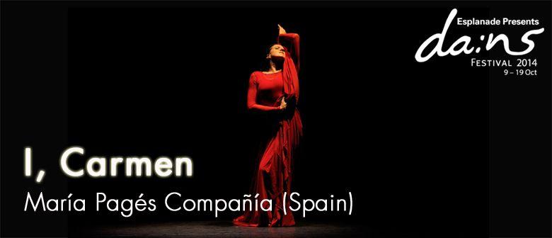 I, Carmen by María Pagés Compañía (Spain)