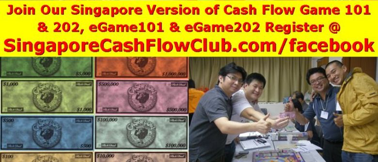 Cashflow Game 101 Workshop