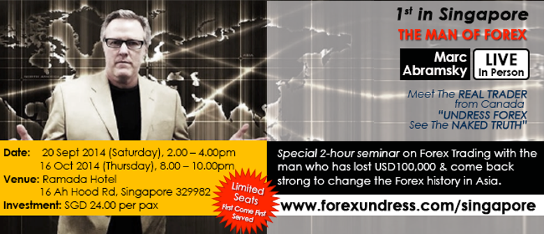 Forex Undress Seminar