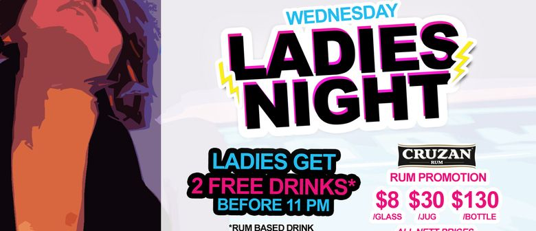 Wednesday Ladies' Night