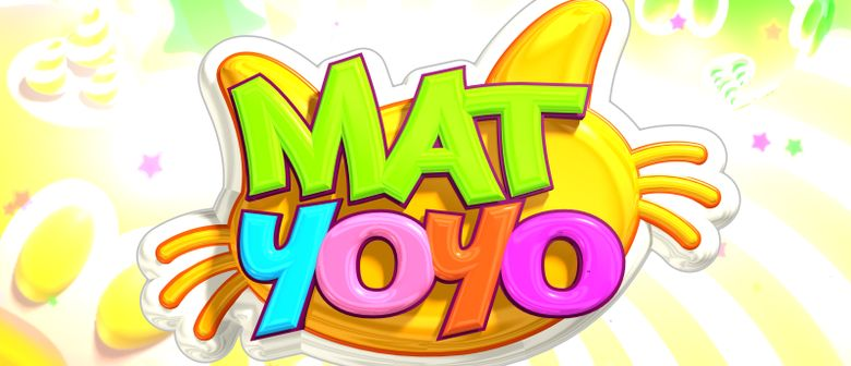 Mat Yoyo 'Live' On Stage and Meet & Greet