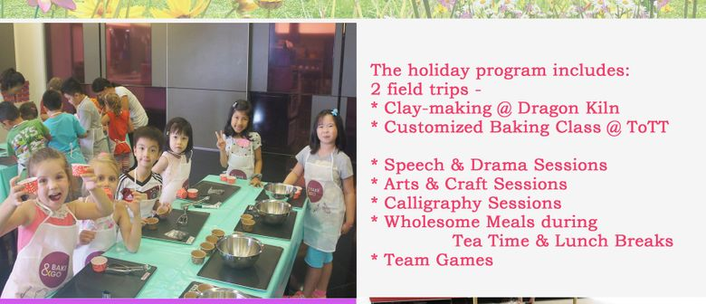 Nov/Dec School Holiday Chinese Immersion Program