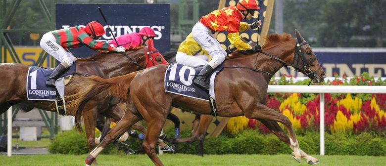 Longines Singapore Gold Cup 2014
