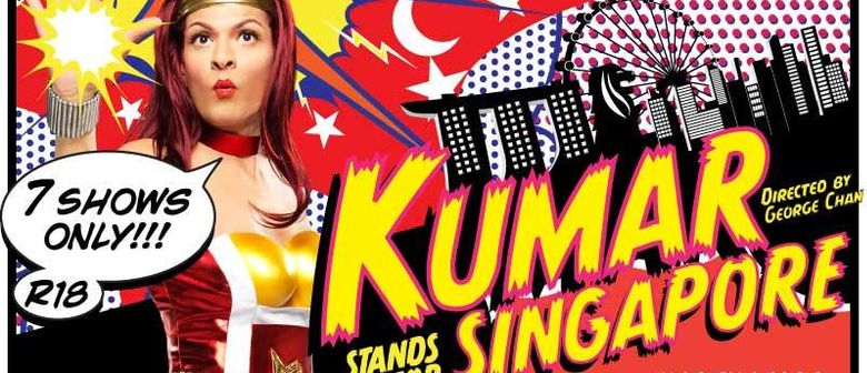 Kumar Stands Up For Singapore