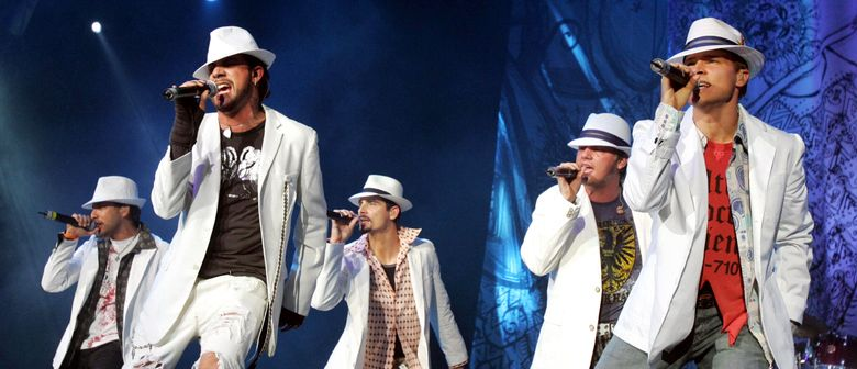 Backstreet Boys: SOLD OUT