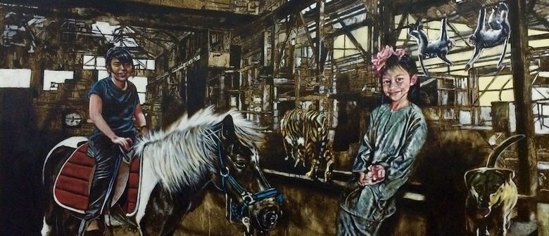 PAINTING INDUSTRY: Solo exhibition by Jalaini Abu Hassan