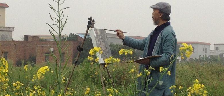 Literati Artist Huang Xin Ben Solo Exhibition