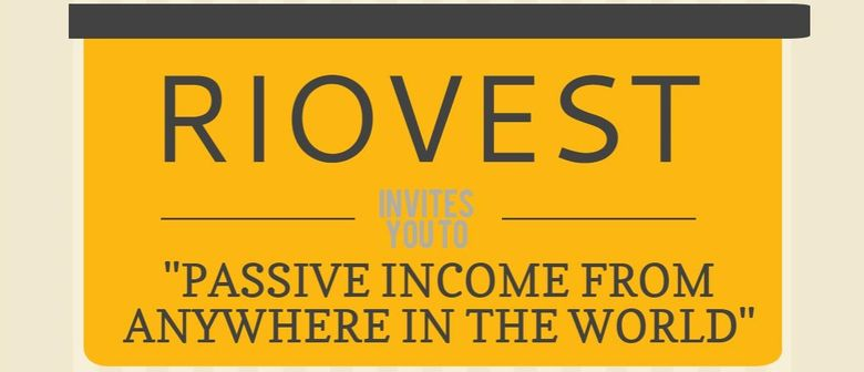 Passive Income From Anywhere In the World