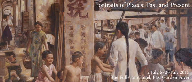 Portraits of Places: Past and Present