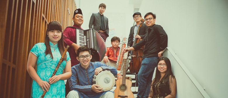 Songs from our Home Asian Contemporary Ensemble