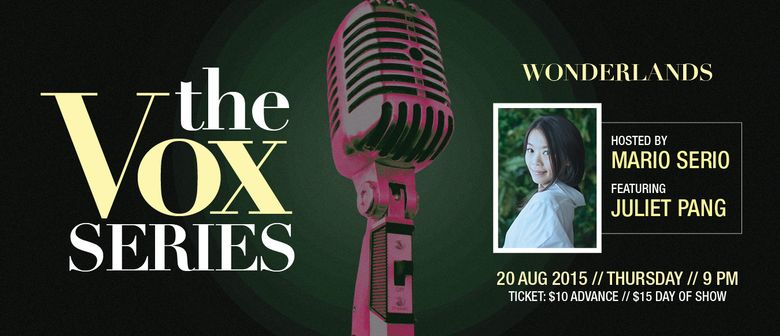 Sing Jazz Vox Series ft. Juliet Pang (hosted by Mario Serio)