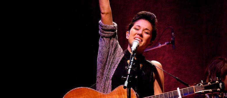 Kina Grannis Elements Tour