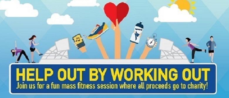 Sports Hub Charity Fitness Workout