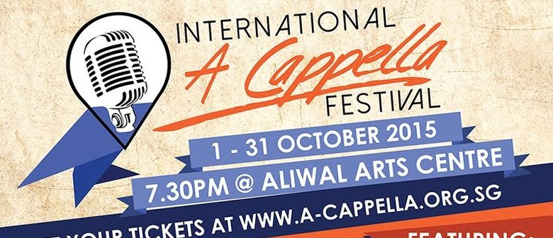 International A Cappella Festival 2015