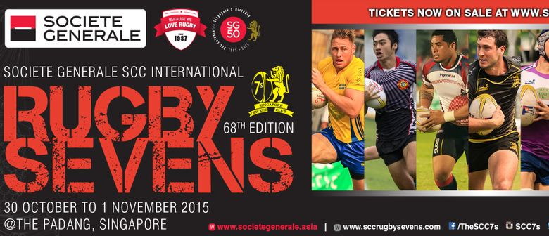 Societe Generale Singapore Cricket Club (SCC) Rugby 7s