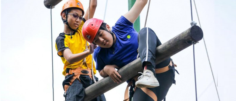 Explorer's Journey by Outward Bound Singapore