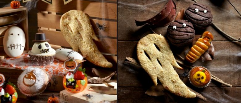 Trick-Or-Treat Halloween Deals from BreadTalk &Bread Society