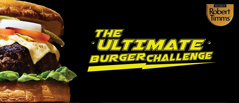 The Ultimate Burger Challenge