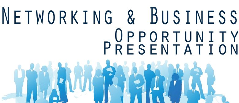 Networking & Business Opportunity Presentation