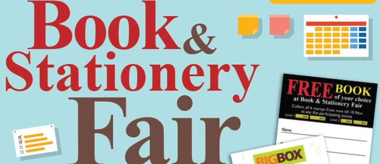 Book & Stationery Fair